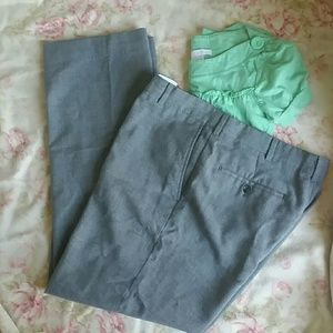 FARAH Pants - Farah ✂️ Gray Naturally styled slacks
