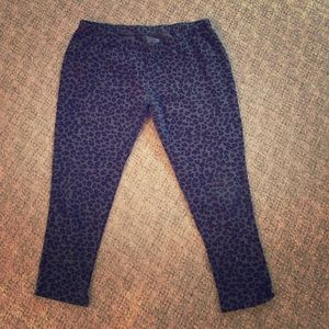 22 Off Faded Glory Pants Fleece Lined Leggings From