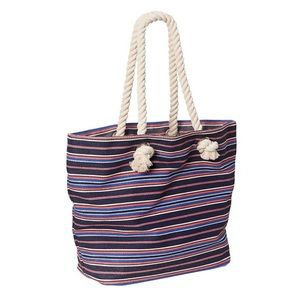 Old Navy // Rope-Handle Canvas Tote