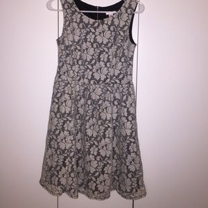 Exhilaration A line lace dress