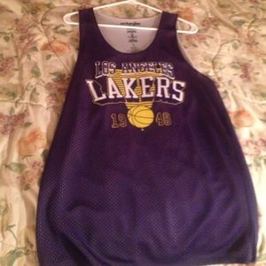 Rare Los Angeles Lakers jersey for sale
