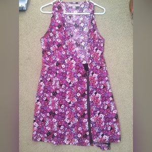 Brand new forever 21 floral dress open size l