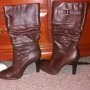 aldo thigh high boots on poshmark