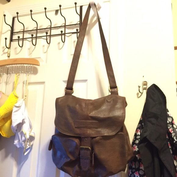 57% off American Eagle by Payless Handbags - 🎒AE Brown purse ...