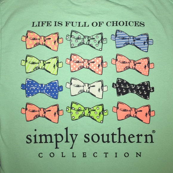 28 off simply southern tops bow simply southern shirt - Simply southern backgrounds ...