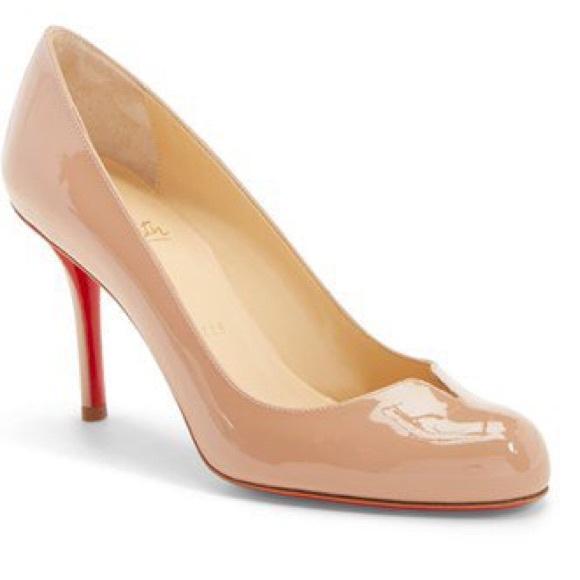 louis vuitton red bottom shoes price - christian louboutin Bianca platform pumps Pink crocodile round ...