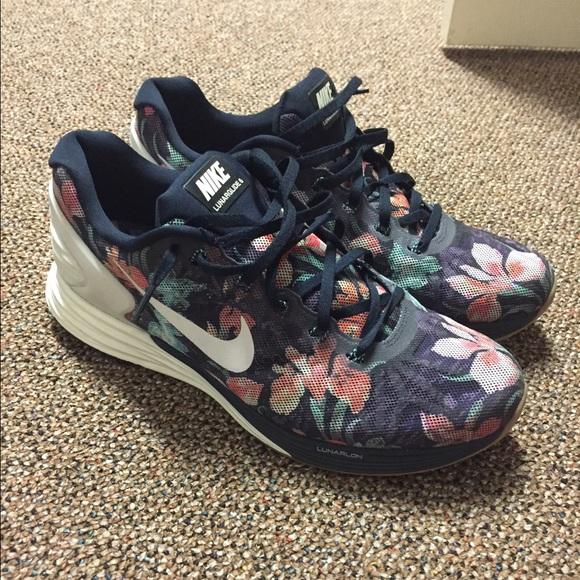 pretty nice 7bb41 d321c Nike Lunarglide 6 floral men's