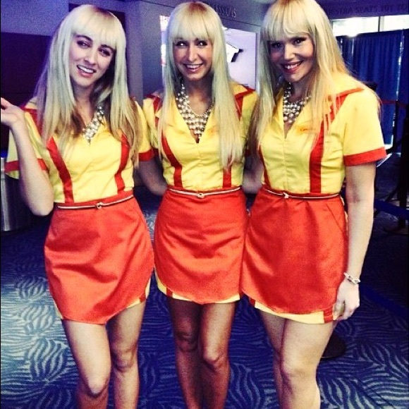 Dresses Two Broke Girls Costume Poshmark