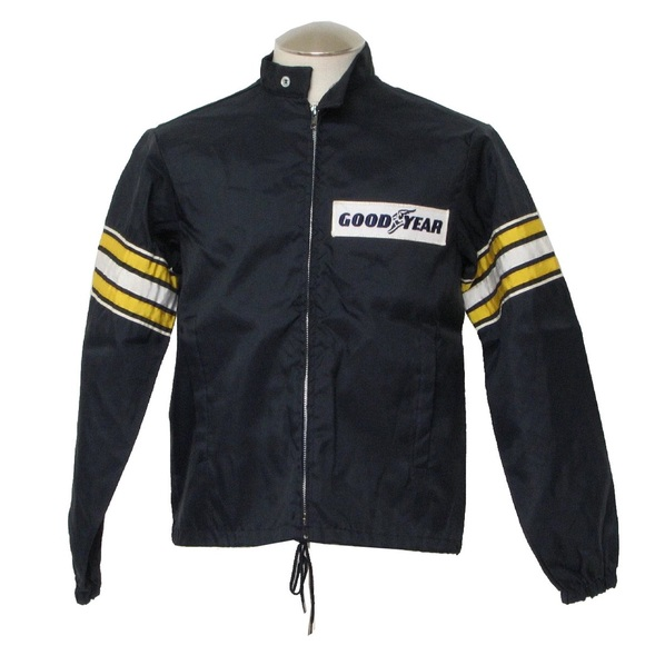 Goodyear Vintage Goodyear Racing Jacket From Valerie S