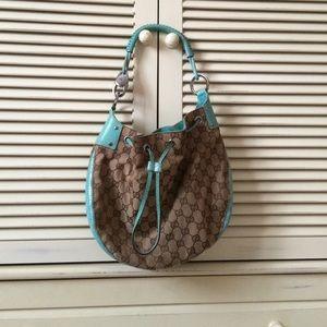 Gucci handbag-vintage style