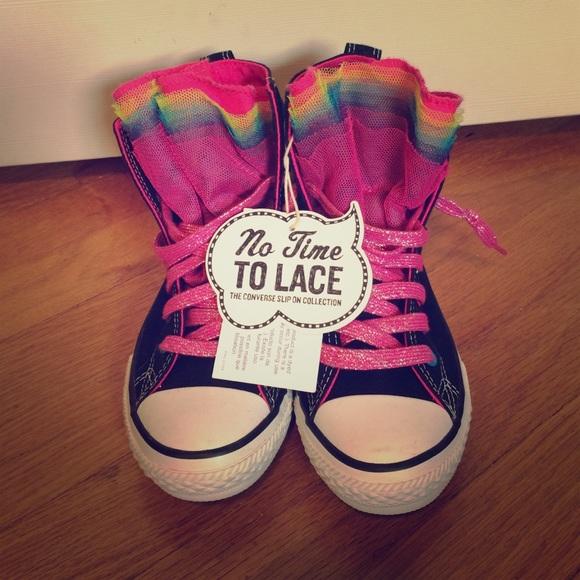 converse shoes for girls high tops. girls converse high top tutu \ shoes for tops