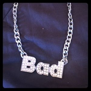 Accessories - Bad girl necklace