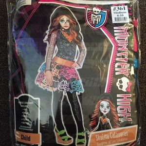 used Monster High Costume for sale