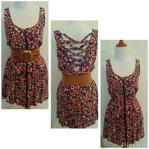 Fun and  flirty  summer dress