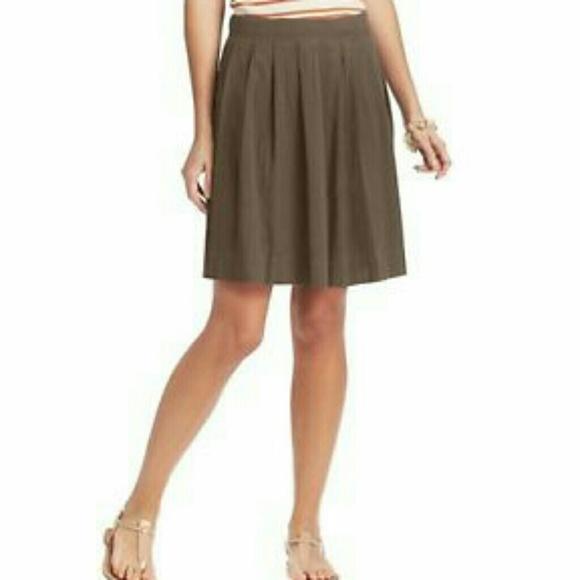 82 loft dresses skirts nwt loft pleated skirt
