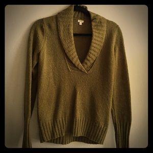 J. Crew Cowl Neck Sweater