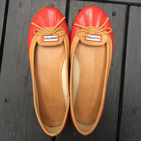 Rain Boot Flats - Boot Hto