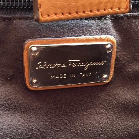 45% off Salvatore Ferragamo Handbags - NWT Salvatore ...
