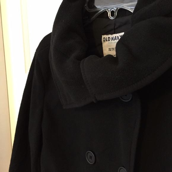 Old Navy Jackets & Coats - Old Navy Fleece Peacoat