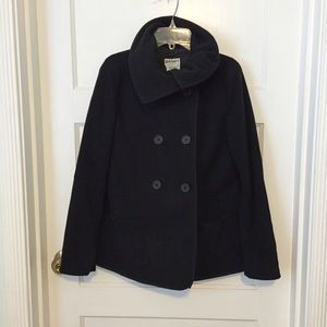 Old Navy Fleece Peacoat