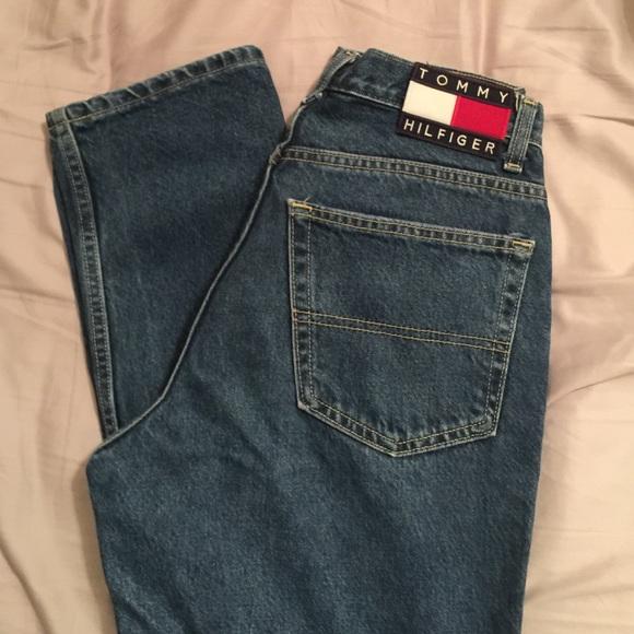 3dfc5cf6 Jeans Tommy Hilfiger Ladies size 9/30. M_5611a7b913302af95d014807