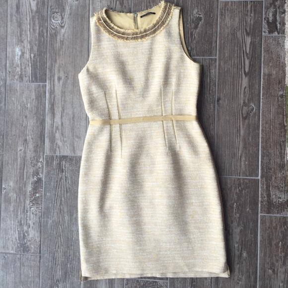 662243567072 Elie Tahari Dresses & Skirts - ❤ SALE❤️Amazing Elie Tahari Jacquard Sheath  Dress