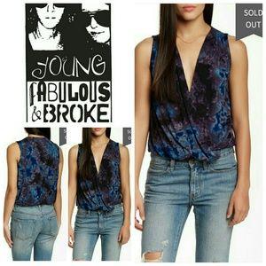Young Fabulous & Broke Other - Young Fabulous & Broke Bodysuit
