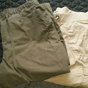 Other - 2 pair of capris