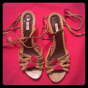 CACHAREL Tie up Sandals ❤❤