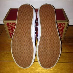 6f3da33883 Vans Shoes - Vans Slip-ons for J.Crew - Astro Print