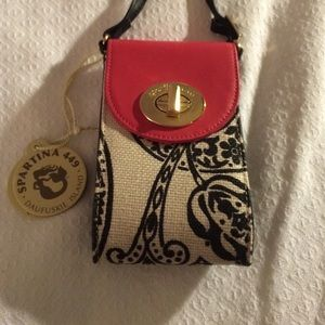 Spartina 449 Handbags - Spartina 449 Strachan Turn-Key Phone Hipster
