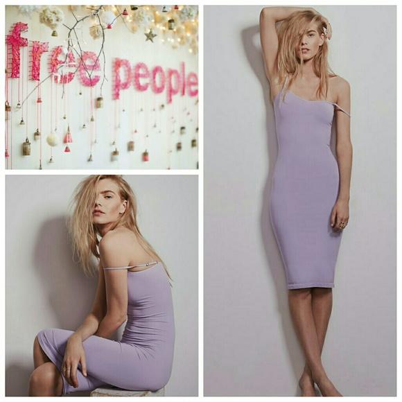 1a60a1fa62 Free People Seamless Tea Length Slip Dress