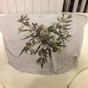 All Saints Floral Top!