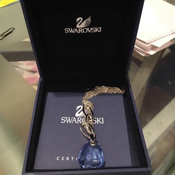 33 off swarovski jewelry swarovski parallele mini necklace from swarovski parallele mini necklace aloadofball Choice Image