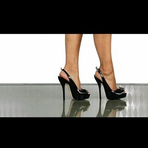 Dolce vita patent leather platform sandals 7