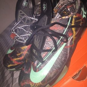 Nike Kd 6 All Star Size 7