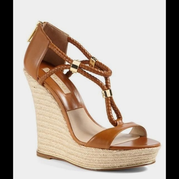 e25c3327d277 Real Michael Kors platform sandals