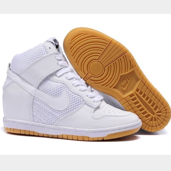 super popular 10742 11cca Brand New w box Nike Dunk Sky Hi Mesh Wedge