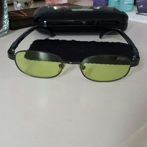 Dolce & Gabbana Accessories - Dolce & Gabbana yellow tint sunglasses