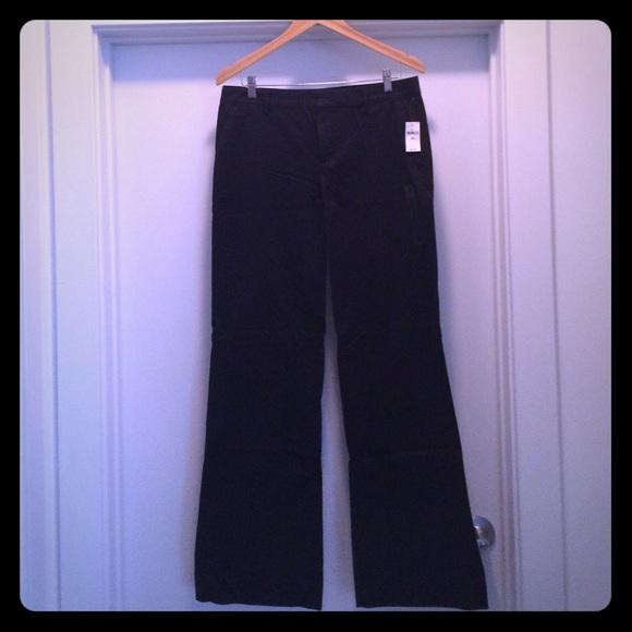 Original Chic SZ 16 Womens Navy Blue Khakis Chinos Pants Slacks B1043  EBay