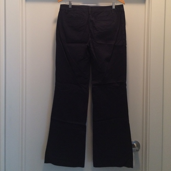 New Women39s Pants Dickies Relaxed Fit Flat Front Pant FP322 Navy Charcoal