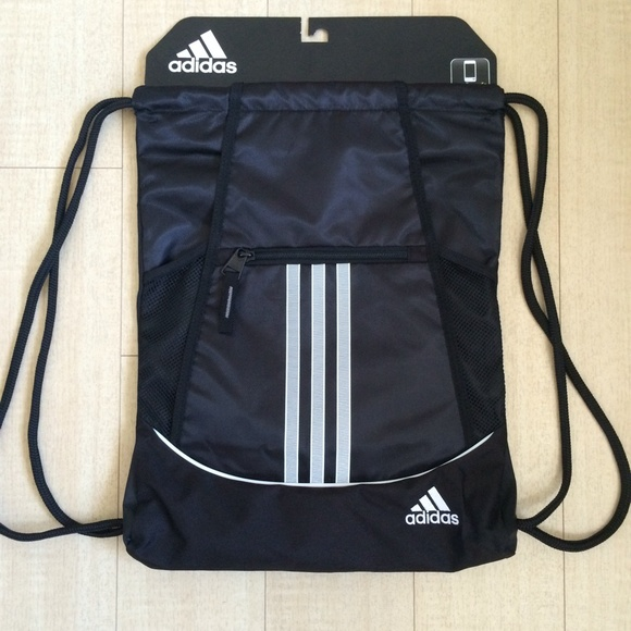 17% off Adidas Handbags - Adidas drawstring bag from Cindy's ...