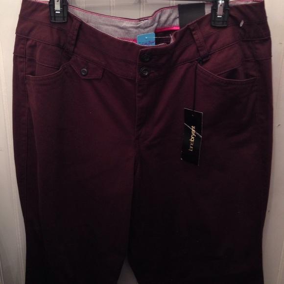 f1855ce69cf Lane Bryant pants NWT