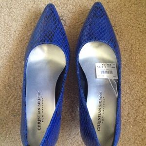 Christian Siriano Shoes - NWT CHRISTIAN SIRIANO Shoes