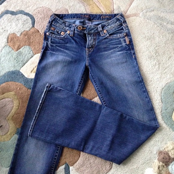 73% off Silver Jeans Denim - Silver boot cut jeans. Tina. from ...