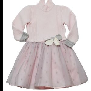 baby Graziella Other - Baby Graziella sweater tulle dress 3T