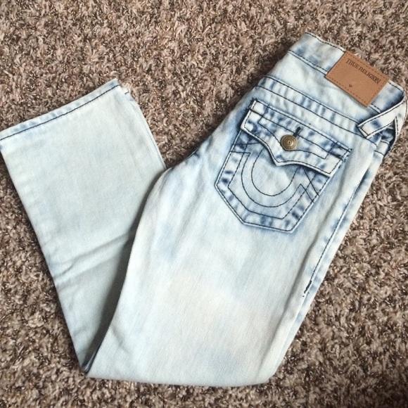 828caca75 True Religion Bottoms | Flash Sale Kids Jeans Size 5 | Poshmark