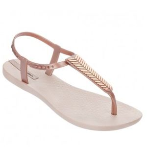 Shoes - Ipanema EVA Pale Pink + Rose Gold
