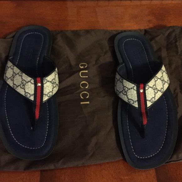 cd8f93b74e1fec Gucci Other - Men s Gucci flip flops