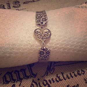 Jewelry - Antique Silverware Bracelet